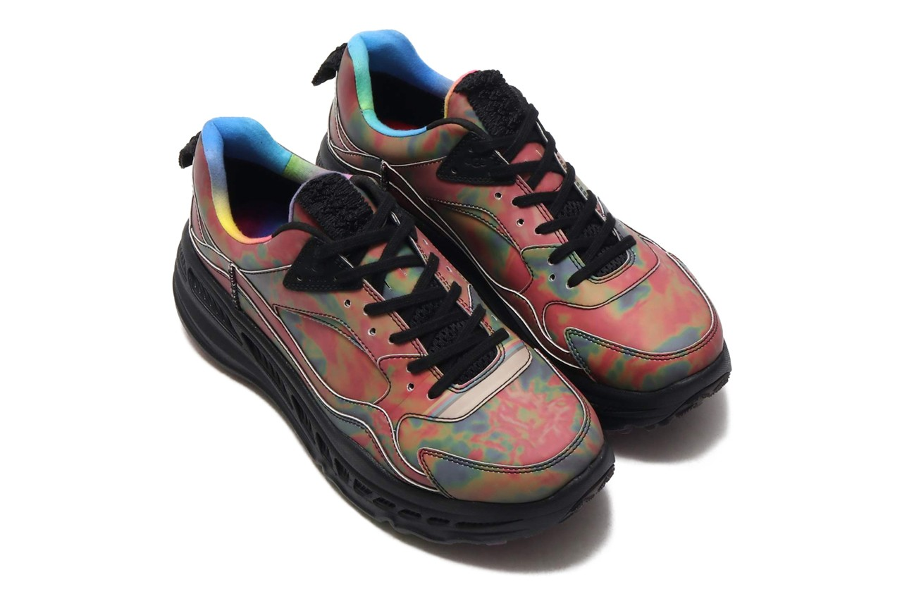 atmos ugg ca805 thermal collection color changing heat map release date info photos price 1117071 1117073
