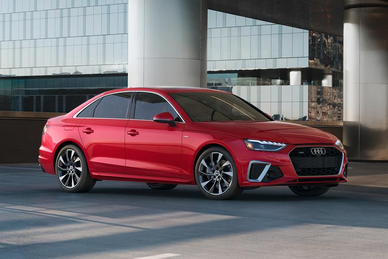 audi adds more power tech driver aids to a4 a5  hypebeast