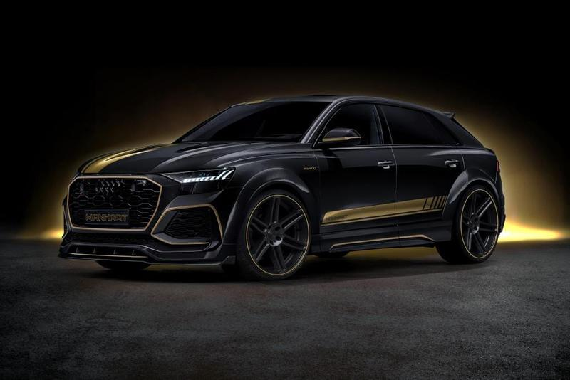 Audi RSQ8 MANHART RQ 900 Tuned SUV Sports Utility Vehicle German Engineering Power V8 Limited Edition 10 Units Cars Sportcars Super Family Four Door
