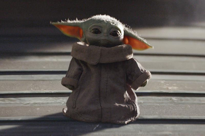 The Mandalorian Season 2 Baby Yoda First Look Hypebeast