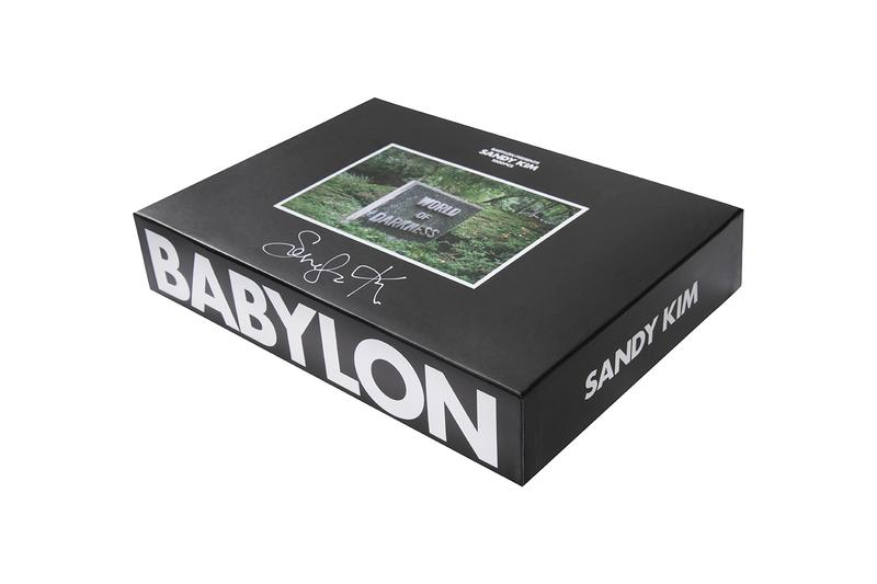 "Babylon LA x Sandy Kim ""World of Darkness"" Puzzle Release info artist puzzle series drop date details limited edition 100 1,000 pieces"