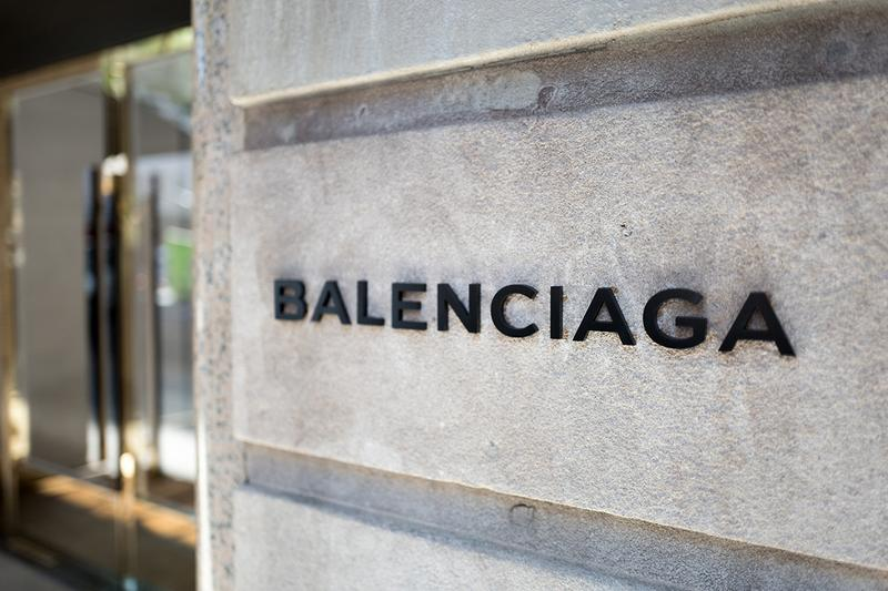 Balenciaga Reportedly Opening Bond Street London Flagship Store Announcement Business News COVID-19 Coronavirus Retail Space Kering Group Demna Gvasalia