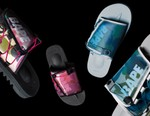 BAPE and Suicoke Rejoin for Holographic DAO Sandals