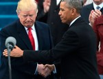 Trump May Not Unveil Obama's Portrait at The White House