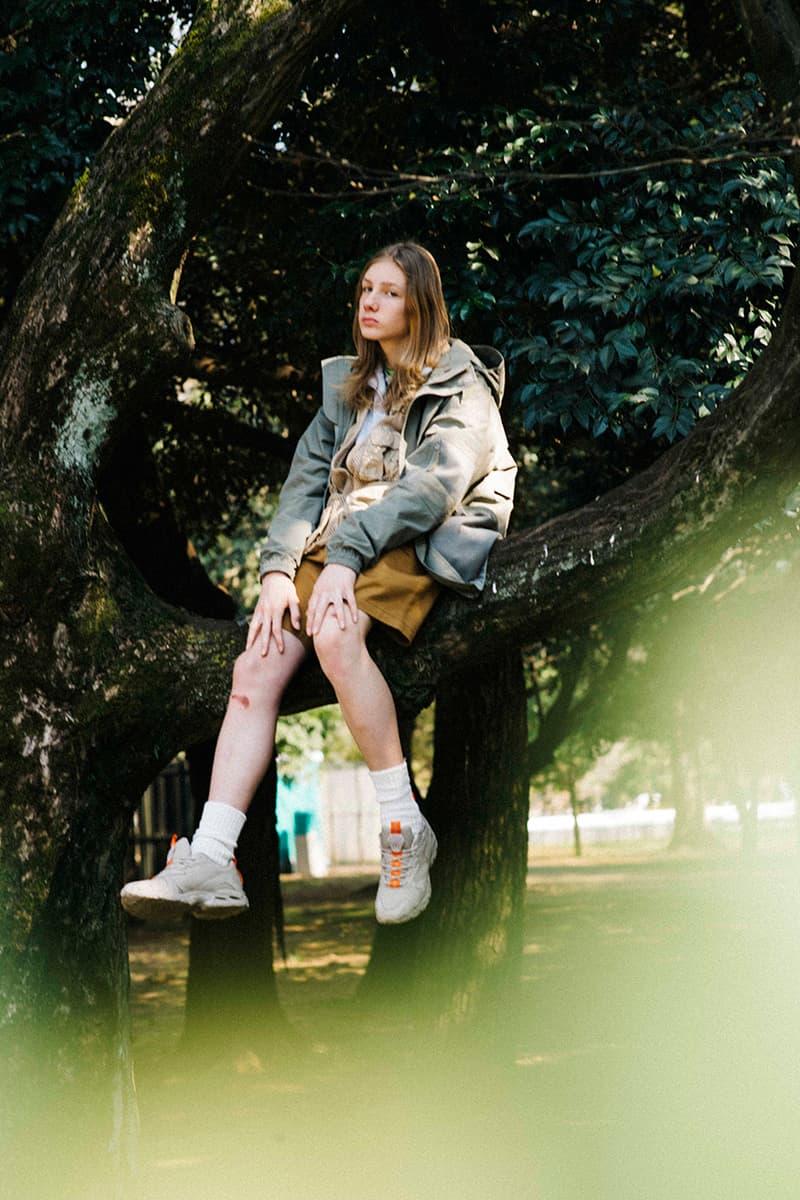"BEAMS x Mizuno Wave Rider 10 ""Wood Ash/Wood Ash/Flame Orange"" Sneaker Release Information Closer Look Wider Drop Date Japan Tokyo Hanon Shop"