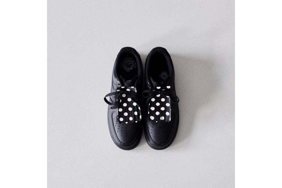 BEAMS Nike Polka Dot Coach Jacket Shorts Set matching coordinates Release japan kilties