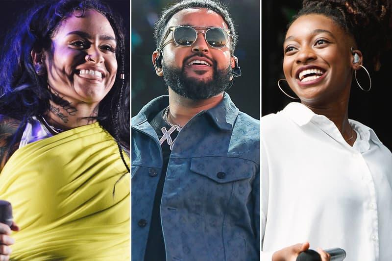 Best New Tracks May 8 2020 Kehlani Nav The Weeknd RMR Little Simz Ka Kenny Mason HYPEBEAST HipHop Hip Hop Rap Rapper Young Thug Future New Music Listen Watch Music Video Visual