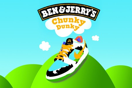 "Ben & Jerry's x Nike SB Dunk Low ""Chunky Dunky"" Sweetens up This Week's Best Footwear Drops"