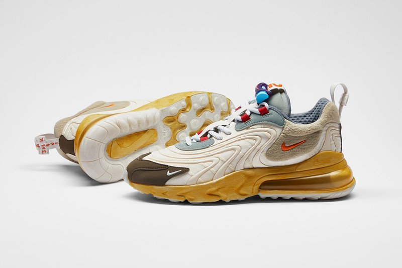 "Travis Scott x Nike Air Max 270 ""Cactus Trails"" Wrangles This Week's Best Footwear Drops"