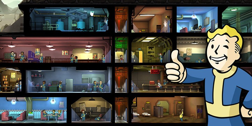 Tesla Adds Bethesda's 'Fallout Shelter' to In-Car Video Game System