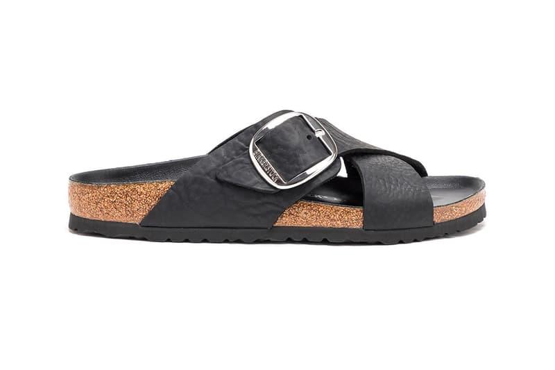 BEAUTY & YOUTH x Birkenstock Siena Release sandals Bespoke Leather Japan Tokyo United Arrows