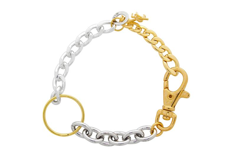 BLESS Materialmix Bracelet Hairpin Necklace Release Info Buy Price Gold Silver SSENSE
