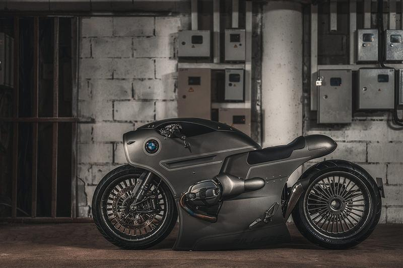 zillers garage bmw motorrad russia r ninet custom motorcycle