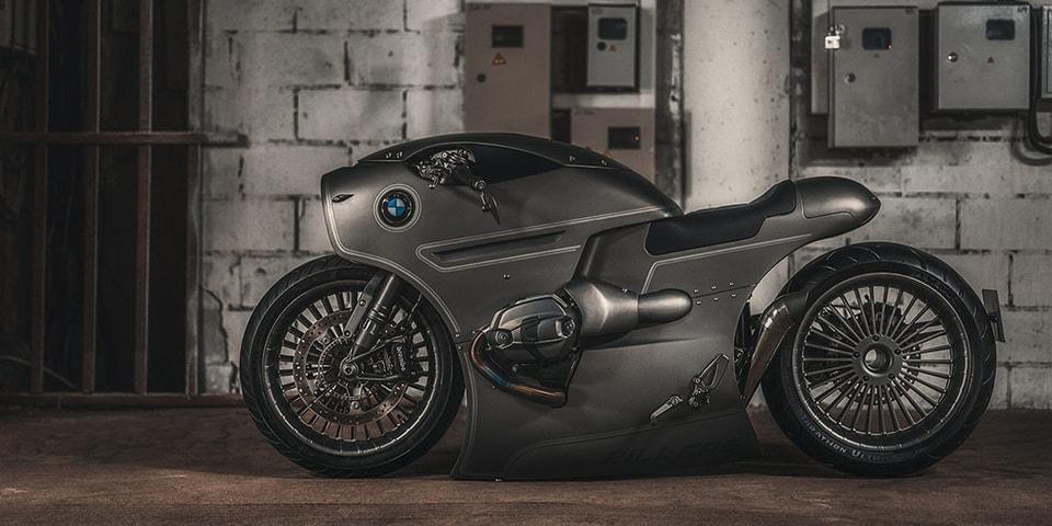 Zillers Garage Builds Aviation-Inspired R NineT