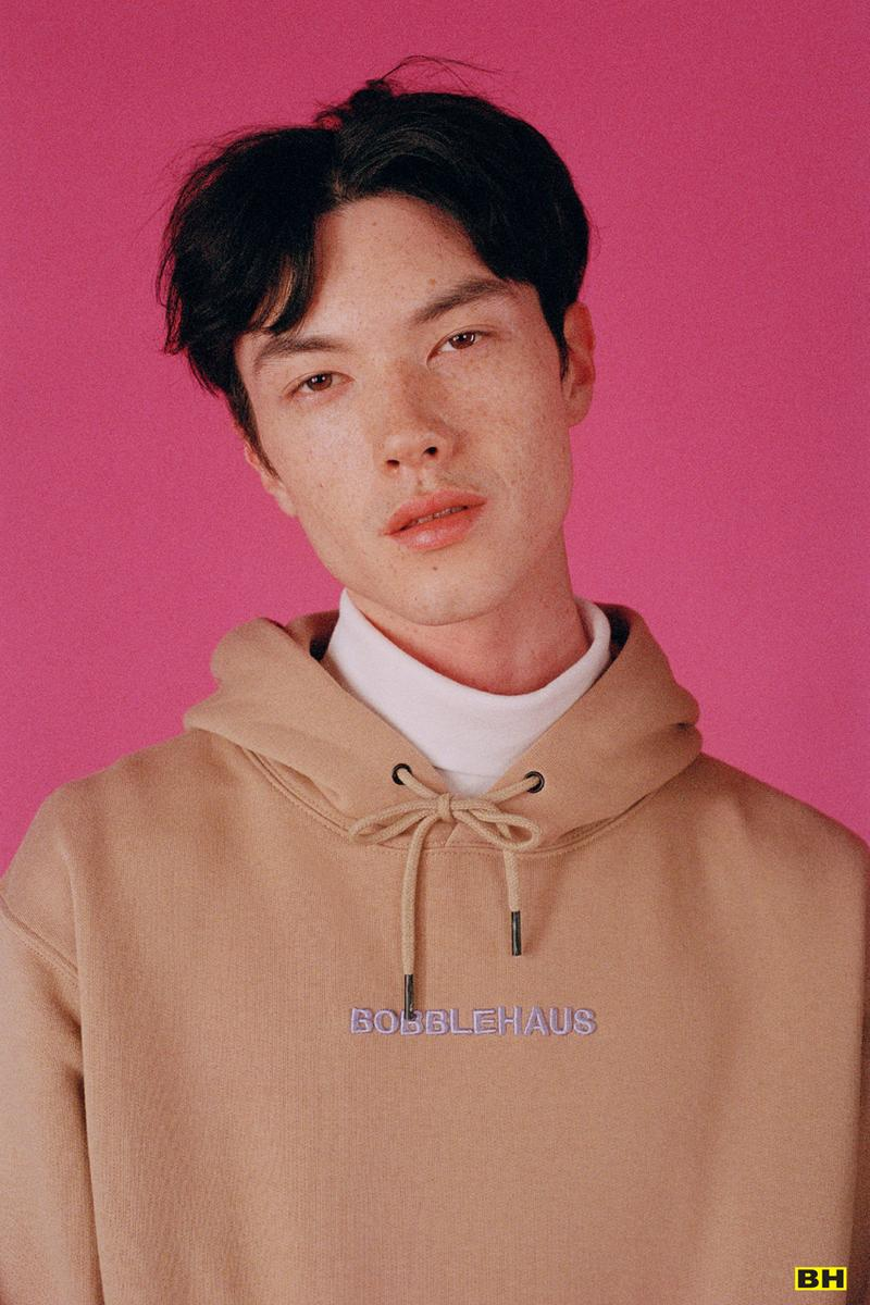bobblehaus spring 2020 genderless lookbook launch chinese american co founders ophelia chen ceo and abi lierheimer dreative director