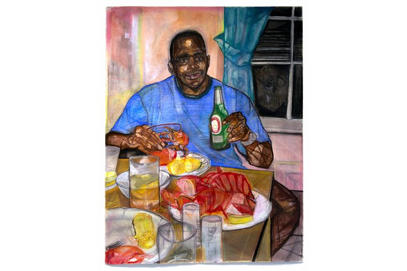brooklyn museum instagram your portrait contest winners artists painters paintings art
