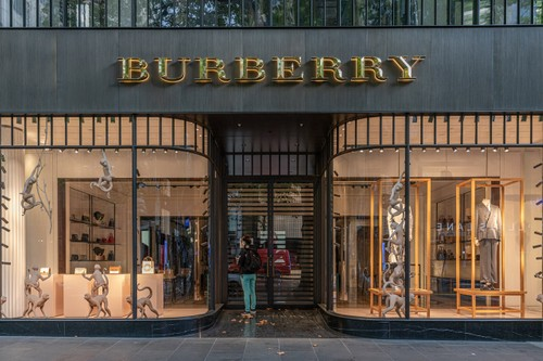 Burberry Cancels Dividend as Sales Plunge 27 Percent