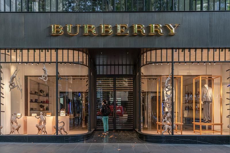 Burberry Cancels Dividend as Sales Decrease COVID-19 Closed Store Melbourne Australia Coronavirus Luxury Brand