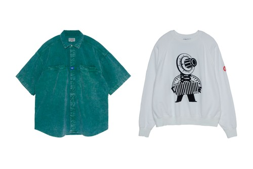 Cav Empt Unveils Warm Weather Offerings in 14th SS20 Drop