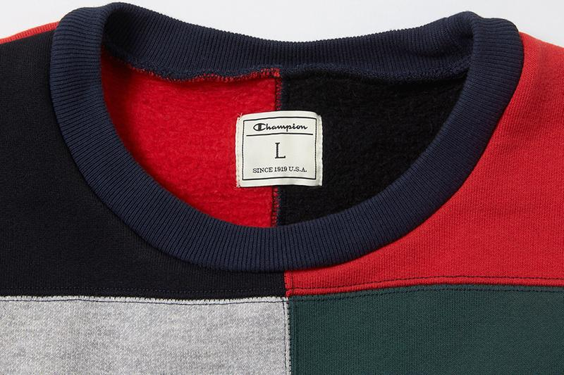 "Champion Japan ""Homage to Archives"" SS20 Collection spring summer 2020 release date buy reverse weave coaches jacket sweater shirt"