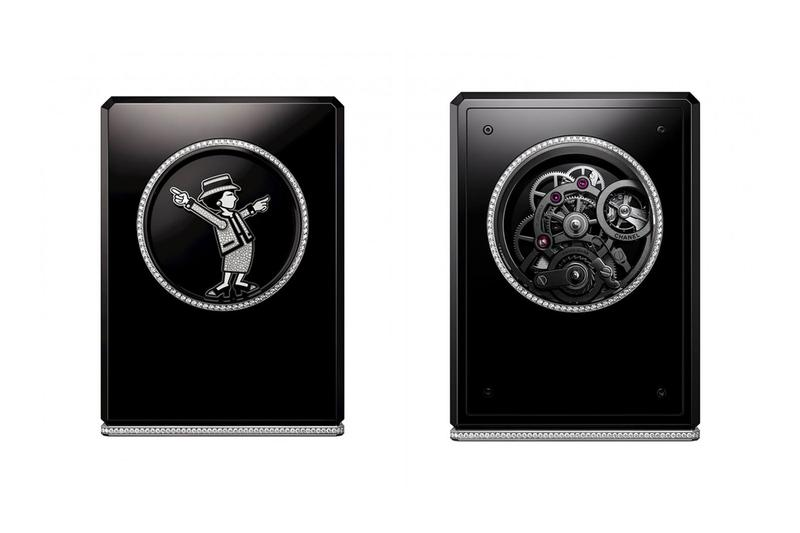 Chanel Coco Clock First Look Mademoiselle Chanel clocks home clocks timekeeping diamonds pears