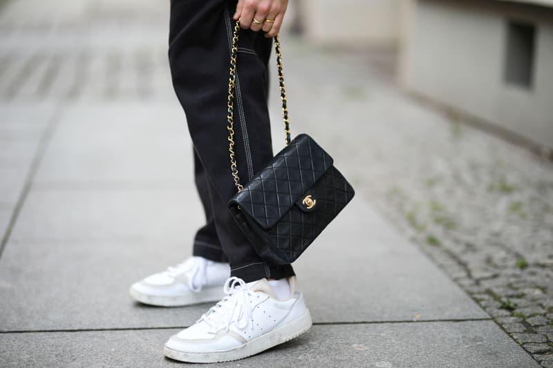 Chanel Raises Iconic Handbag Prices Worldwide South Korea Shoppers Long Lines Street Style Berlin Germany