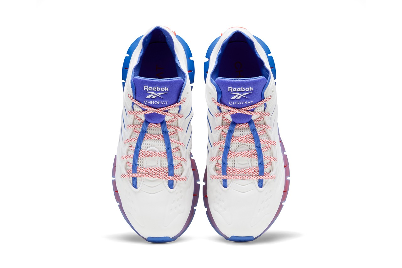 chromat reebok zig kinetica vector navy acid blue solar yellow white radiant red FX2459 FX2460 FX2461 release date info photos price store list