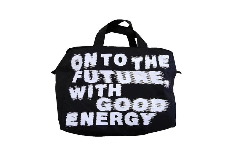 "COMME des GARÇONS ""EMERGENCY Special"" Collection Release Information Jackets T-Shirts Tote Bags ""Thinking and doing will result in the future"" coronavirus covid-19"