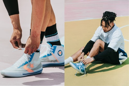 """Converse Salutes Summertime Hoops With All Star Pro BB """"Solstice"""" Pack"""