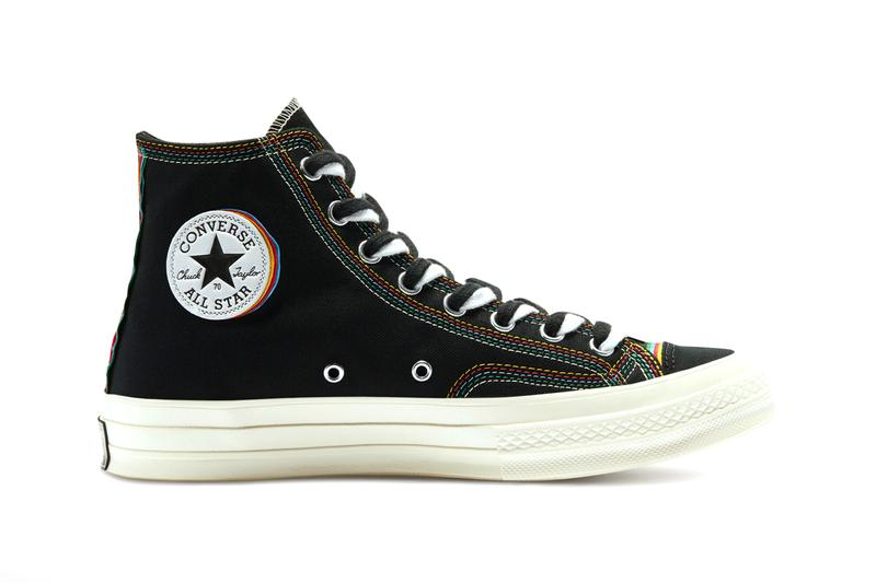 converse chuck 70 hi layers black white multicolor egret 169047c 169046c official release date info photos price store list