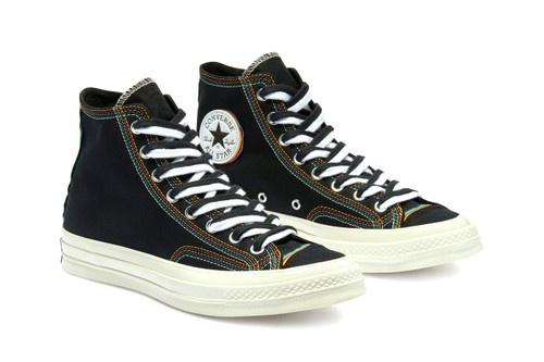 "Converse Chuck 70 ""Layers"" Supplies Stacked Multicolor Seams"