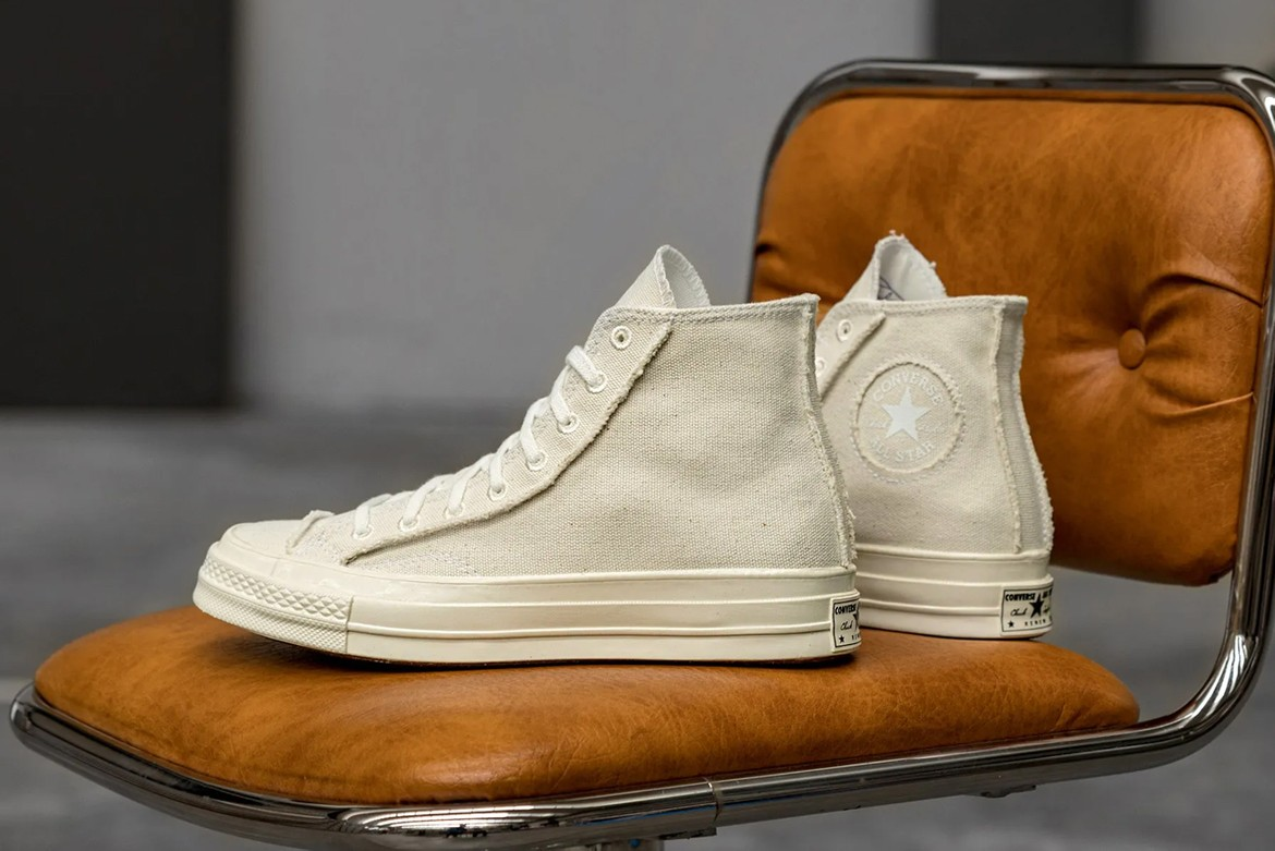Cadera Espinas panel  Converse Chuck 70 Hi & Ox Upcycled Release Date   HYPEBEAST