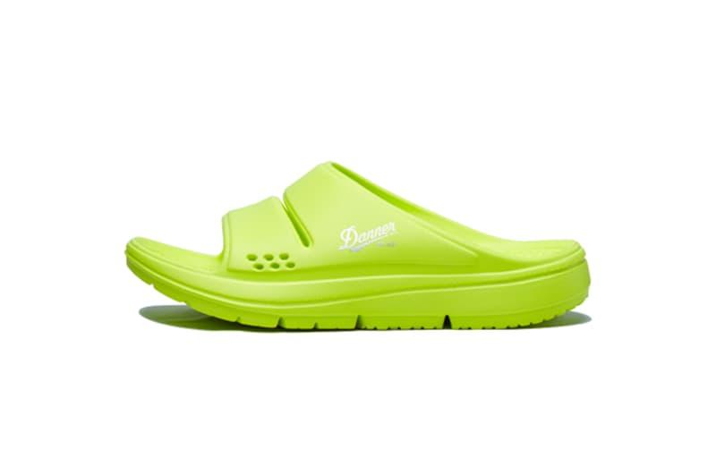 danner slippers indoors mizugumo foam sliders