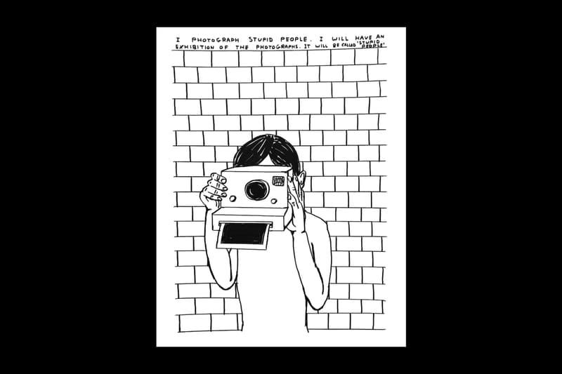 david shrigley lockdown drawings anton kern gallery artworks