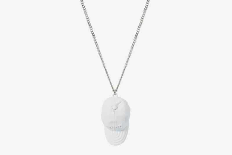 Dior Daniel Arsham Cap Pendant Necklace Release Info Buy Price 24S