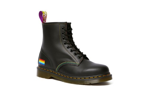 Dr. Martens Releases Pride Month-Honoring 1460 Boot