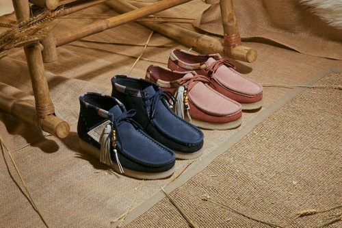 END. and Clarks Celebrate Artisanal Craft With Wallabee Pack