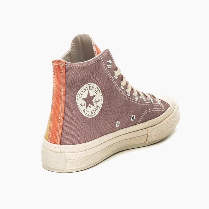 """Converse Chuck 70 Renew Hi """"Tri-Color"""" Release Sneaker Where to buy Price 2020"""