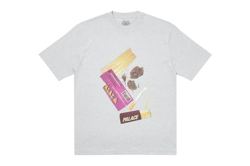Palace Skateboards Summer 2020 Week 3 Drop List Release Info Jacket Hoodie T shirt pants Accessories Jersey