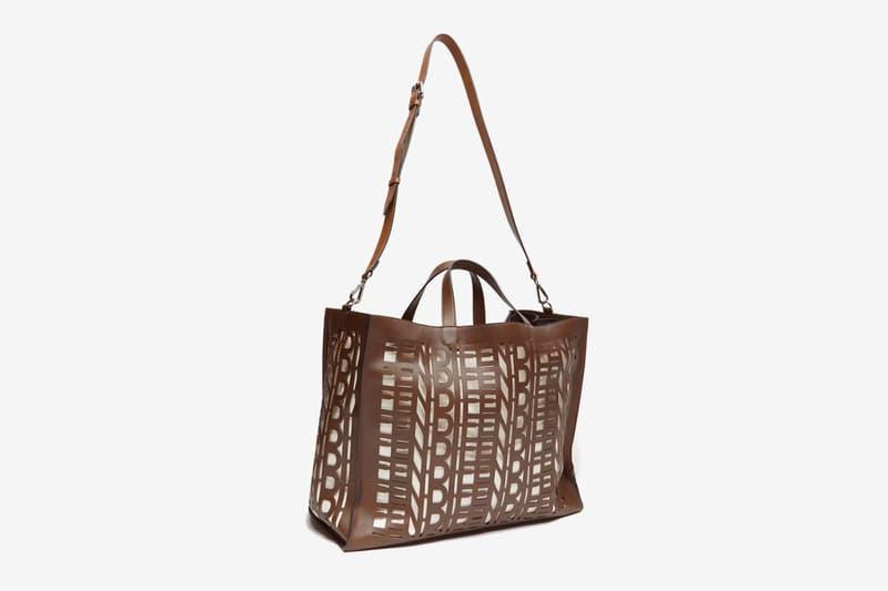 Fendi Cut-out Logo Leather Shopper Bag Release info Buy Price MATCHESFASHION