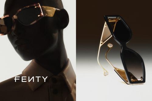FENTY Unveils Glitzy Eyewear Capsule for SS20