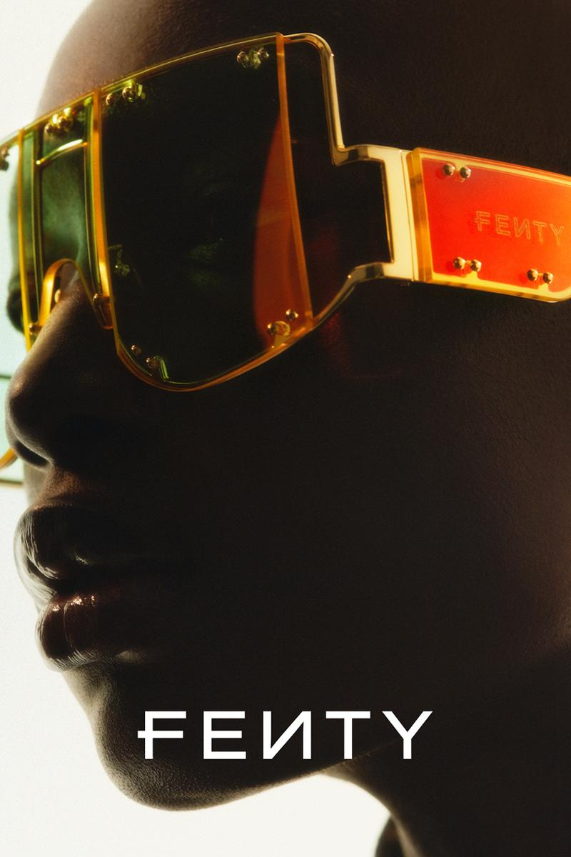 fenty eyewear sunglasses new styles spring summer 2020 ss20 rihanna artistic director ceo