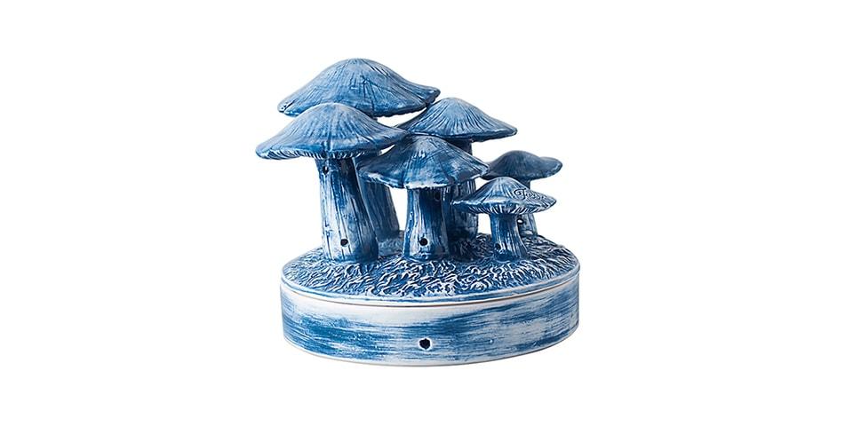"""FELT and YEENJOY STUDIO Combine on """"Kinoko"""" Mushroom Incense Chamber"""