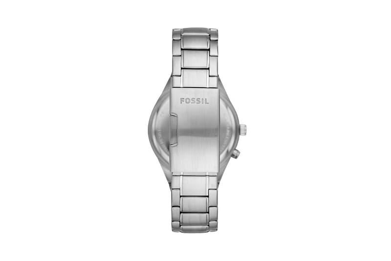Backside Works x Fossil BIG TIC Watch Info Watches Quartz Digital 1990s retro wristwatch digital time animator artist Japan Fukuoka