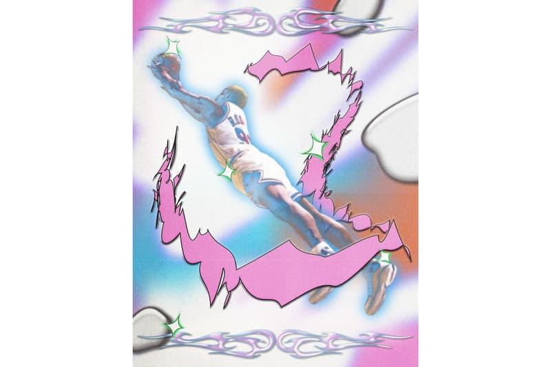 Franchise Magazine 'DYNASTY' Chicago Bulls Zine  'The Last Dance' Dennis Rodman Scottie Pippen Michael Jordan Championship