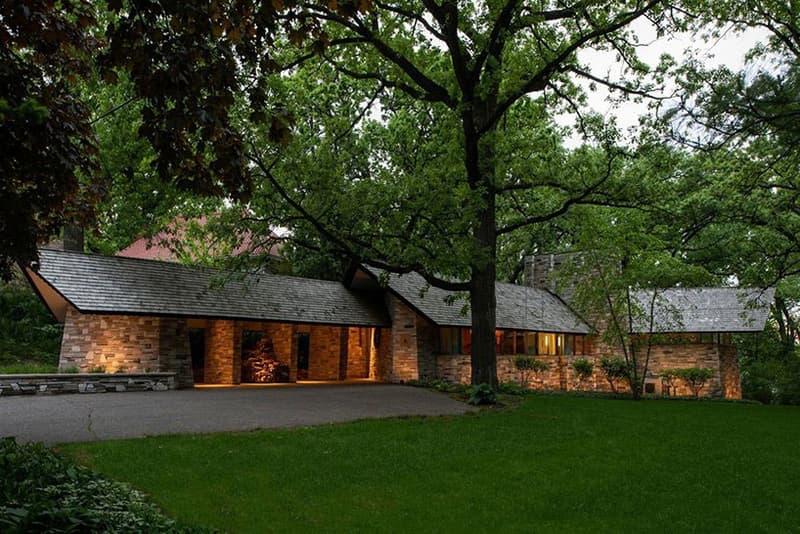 Frank Lloyd Wright Neils House Up For Sale Hypebeast