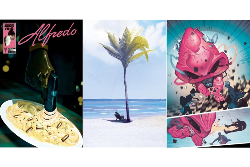 Freddie Gibbs The Alchemist Alfredo Comic Book Deadly Mike Artist Marvel Comics HYPEBEAST New Album Best New Tracks Tyler The Creator Rick Ross Benny The Butcher Griselda