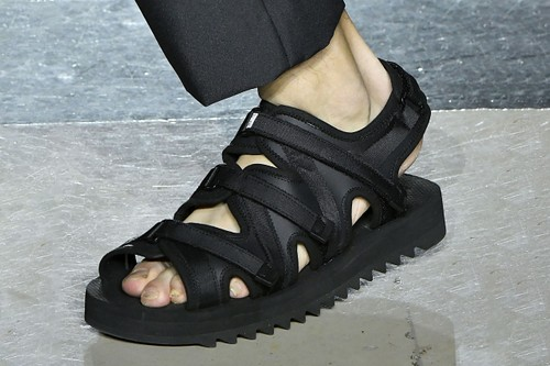 Suicoke Taps Fumito Ganryu for Toothy Silicon Sandals