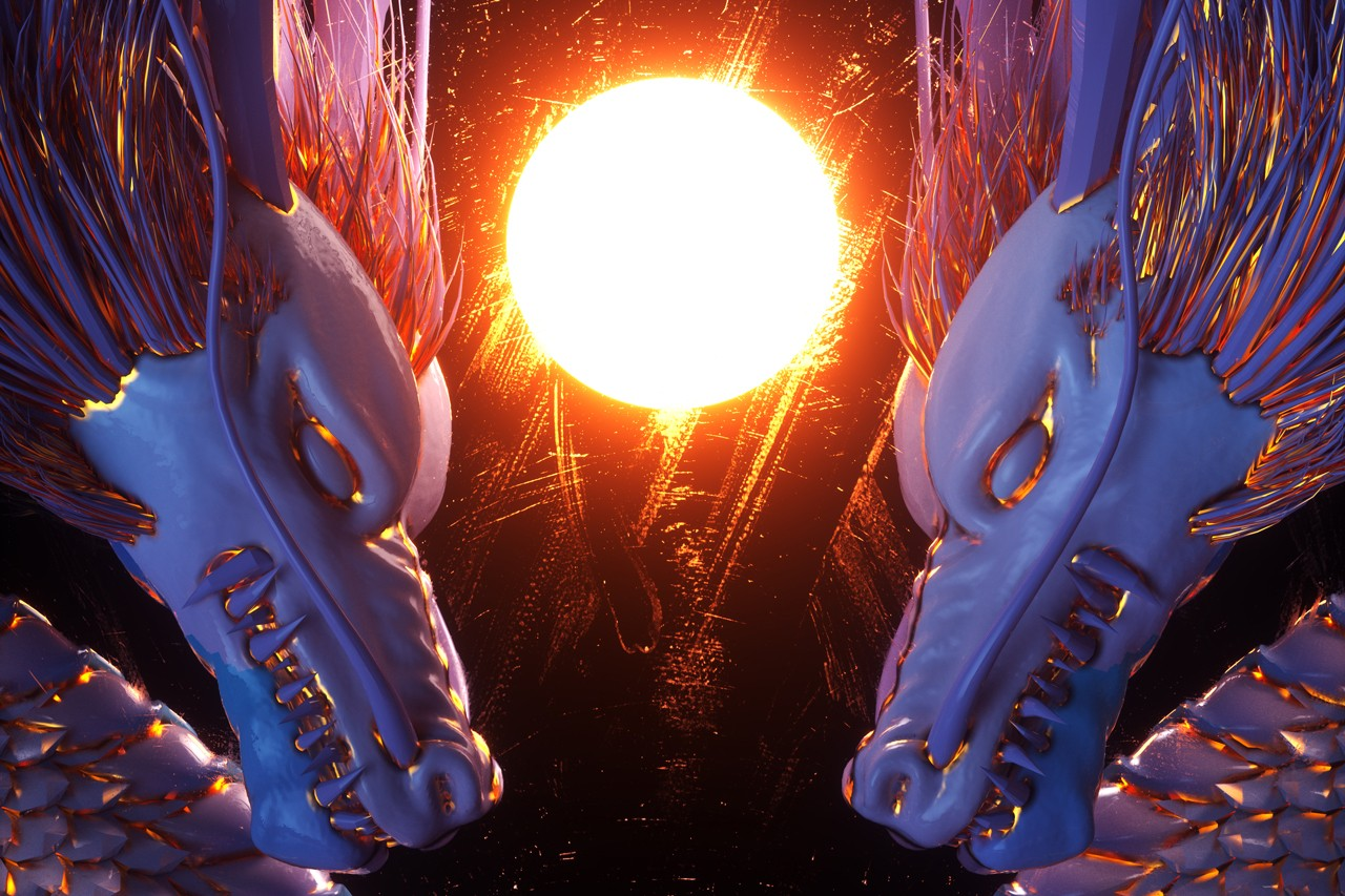 pen and paper fvckrender frederic duquette cinema 4d cg art computer graphics motion