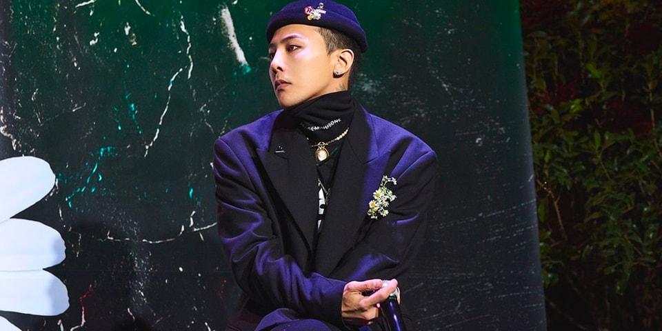 G-Dragon 's PEACEMINUSEONE X Nike AF1